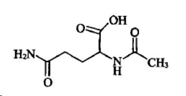 谷氨酰胺分子量_乙酰谷酰胺注射液2ml:100mg _威智医药